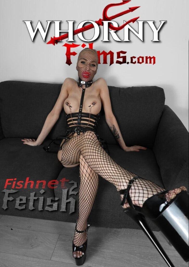Fishnet Fetish 2 POSTER